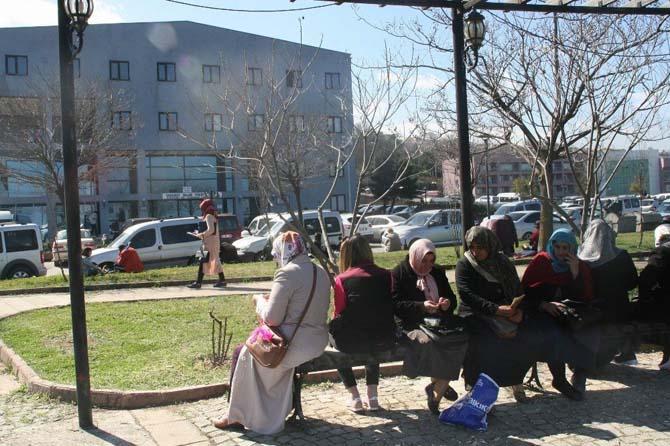 Trabzon'da 26 bin 296 üniversite adayı YGS için ter döktü