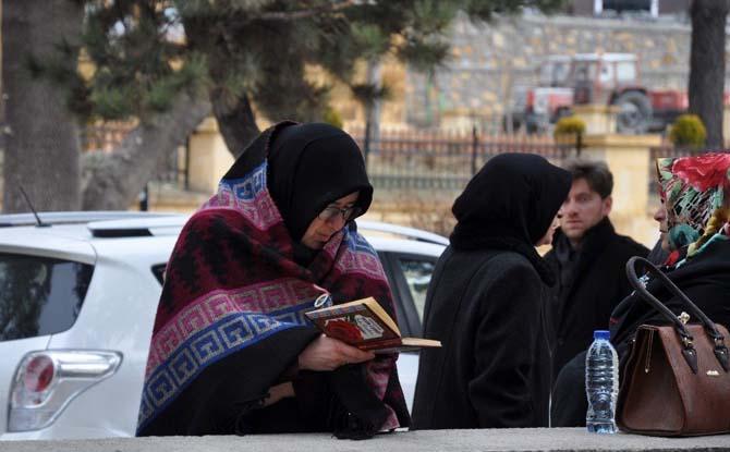 Yozgat'ta binlerce aday YGS heyecanı yaşadı