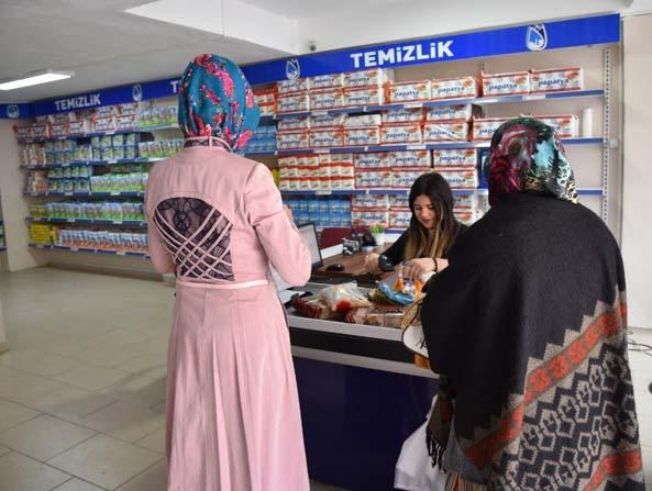 Yunusemre Belediyesi'nden ihtiyaç sahiplerine destek