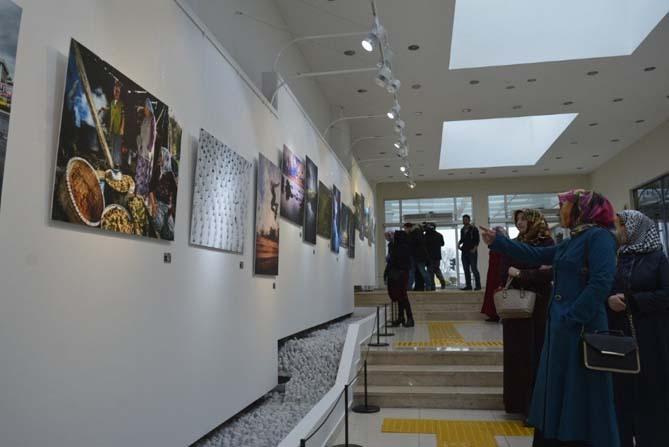 """""""4 Mevsim Ordu"""" fotoğraf sergisi Fatsa'da açıldı"""