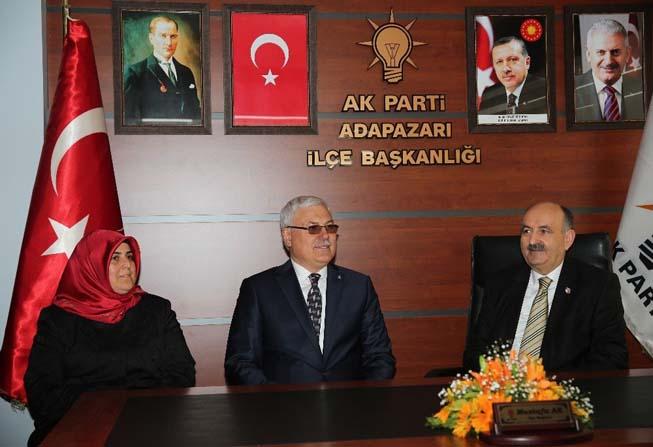 """Bakan Müezzinoğlu; """"Sen istiyorsan onu HDP gibi eşbaşkanlık sistemine taşıyabilirsin"""""""