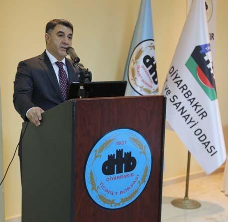 Diyarbakır'da 'Bölge Kıyaslama Çalıştayı' başladı