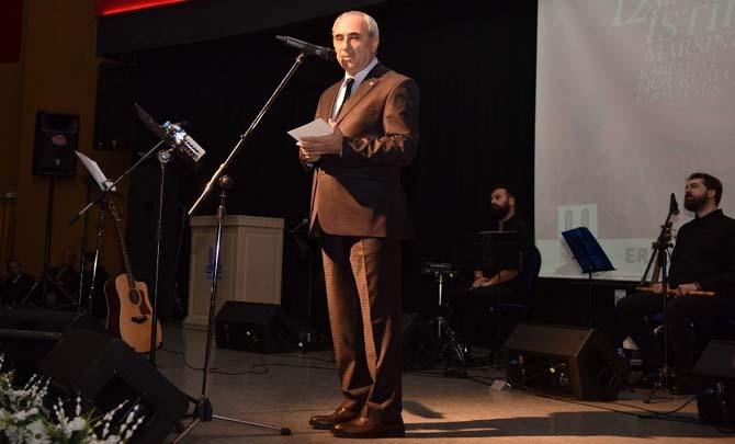 Büyükşehir'den 12 Mart Kurtuluş Gecesi