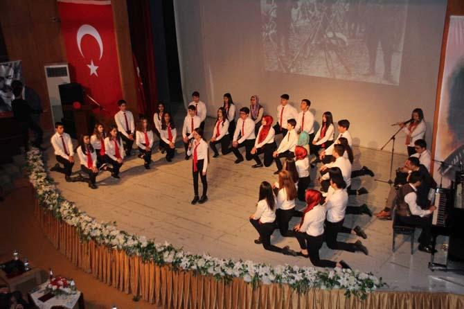 Hatay'da İstiklal Marşı'nın Kabulü ve Mehmet Akif Ersoy'u Anma etkinliği