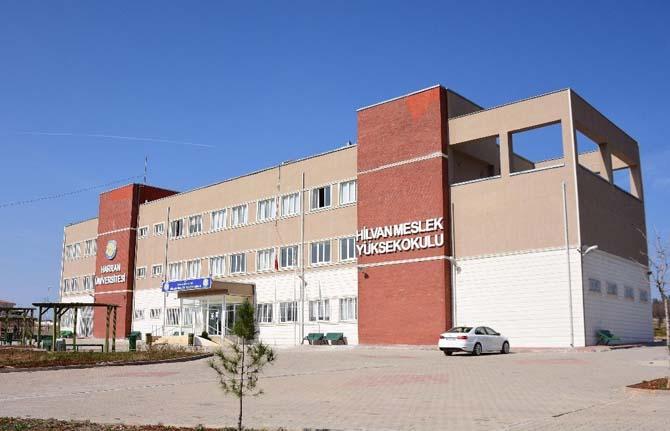 Hilvan'da iş sağlığı ve güvenliği bölümü açıldı