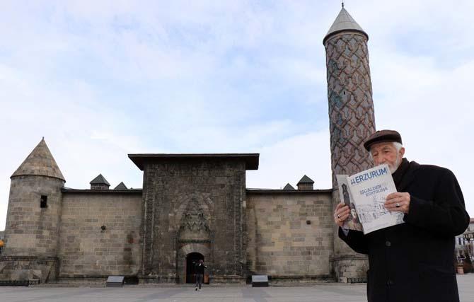 """""""İşgalden Kurtuluşa Erzurum"""" adlı derginin ikinci sayısı çıktı"""