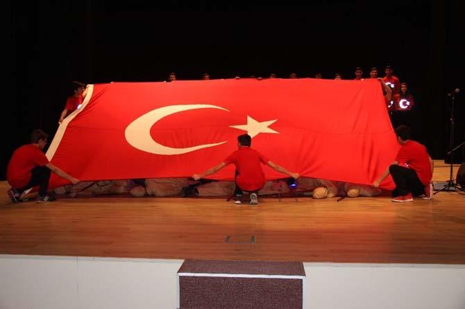 Biga'da Mehmet Akif Ersoy'u anma günü
