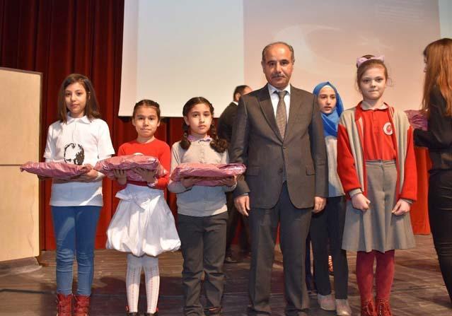İstiklal Marşı'nın 96. yıldönümü kutlandı