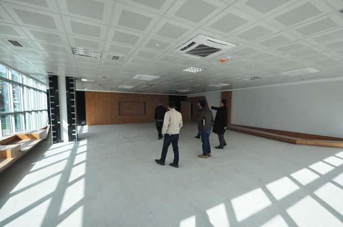 Kemalpaşa Kültür Merkezinde sona doğru