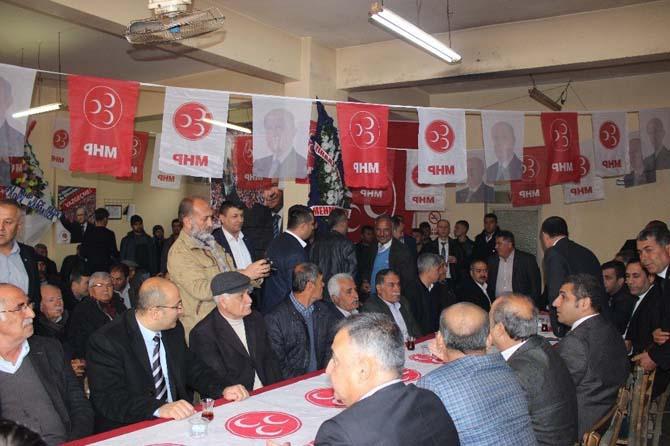 MHP Gaziantep Olağan Kongre sürecini başlattı