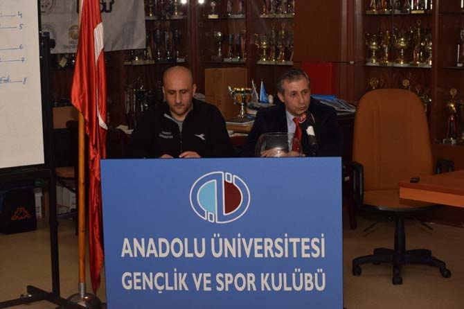 """""""34. Bahar Şenlikleri Spor Festivali"""" futbol grupları belli oldu"""