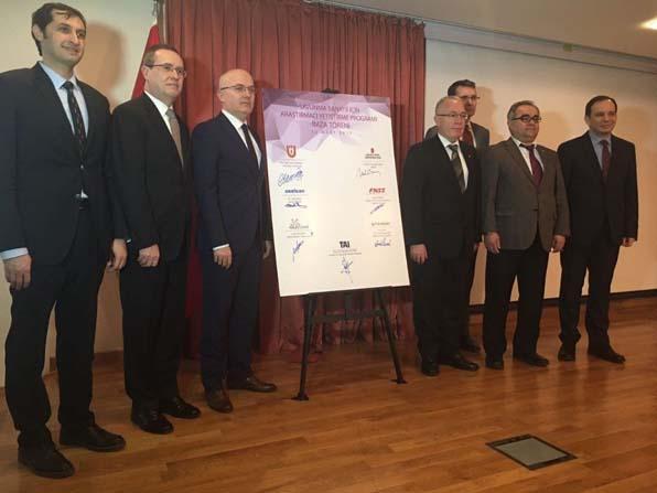 Hacettepe Üniversitesi savunma sanayiine nitelikli Ar-Ge elemanı yetiştirecek