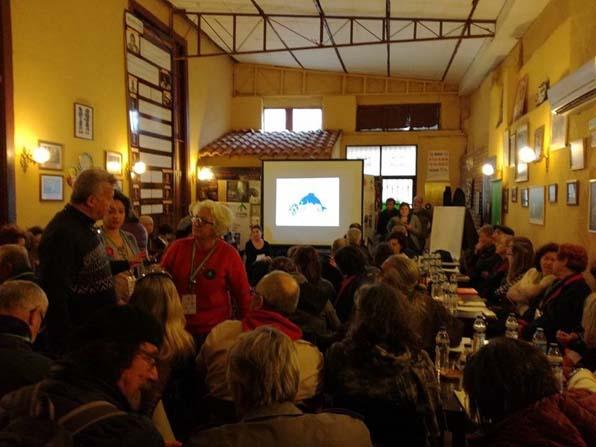İklim İçin STK Ağı'nın yüz yüze buluşma toplantılarının 3.'sü Ayvalık'ta gerçekleştirildi