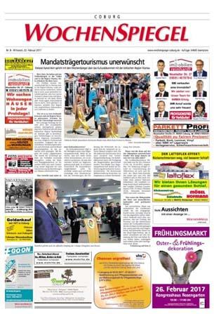 Alman basınından Mesir'e büyük ilgi