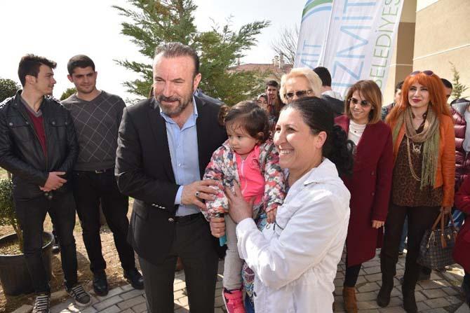 """Başkan Doğan, """"Kadın dostu belediyeyiz"""""""