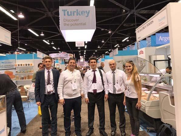 Türk balıkları Meksika yolcusu