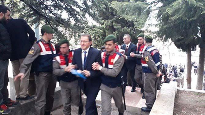 Bilecik'te FETÖ soruşturması kapsamında tutuklu bulunan 37 kişi hakim karşısında