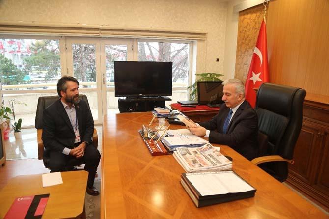Kayseri'nin Kültürel ve Turizm Değerleri Tanıtılacak