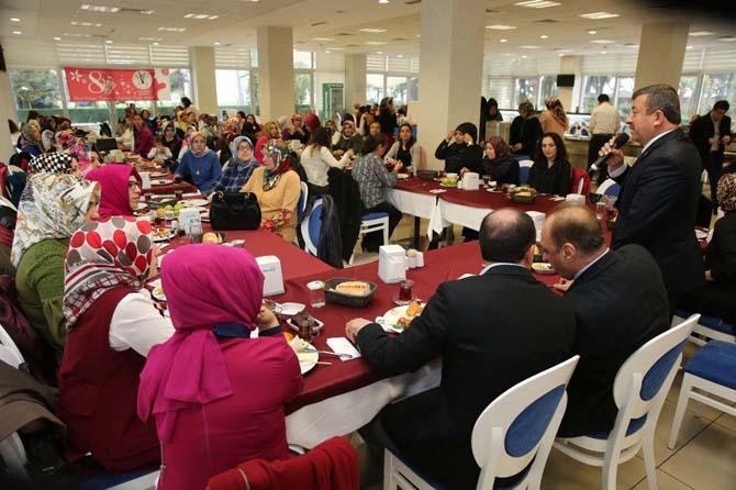 Başkan Karaosmanoğlu'ndan 'Duyu Bahçesi' müjdesi