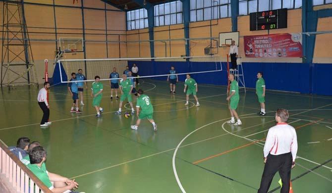 Bozüyük Belediyesi 2. Kurumlar Arası Voleybol Turnuvası başladı