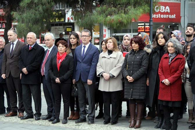 Samsun'da Tıp Bayramı kutlamaları