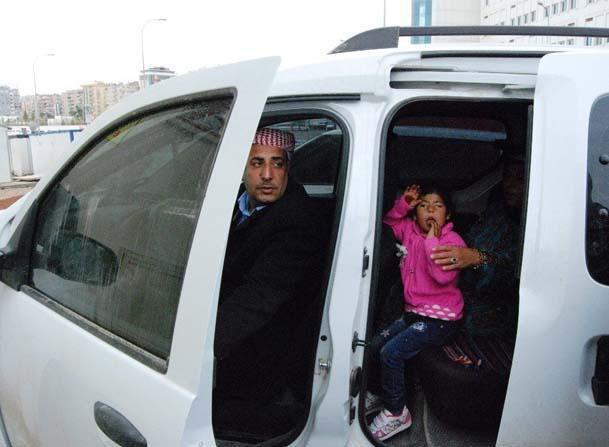 Harranlı Elif tedavi için İstanbul'a götürüldü