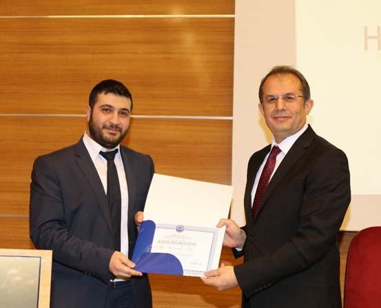 Van'da 4/B sözleşmeli imam hatipler, hazırlayıcı eğitimlerinin ardından sertifikalarını aldı