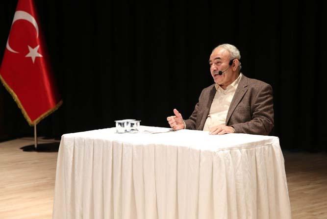 Vakkasoğlu Darıca'da konferans verdi