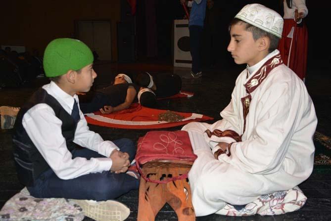 Viranşehir'de İstiklal Marşının Kabulü coşku ile kutlandı