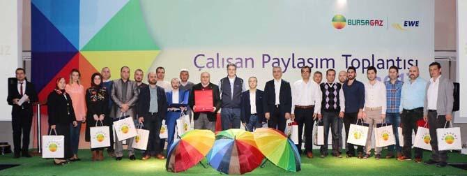 Bursagaz'dan 21 milyonluk yatırım
