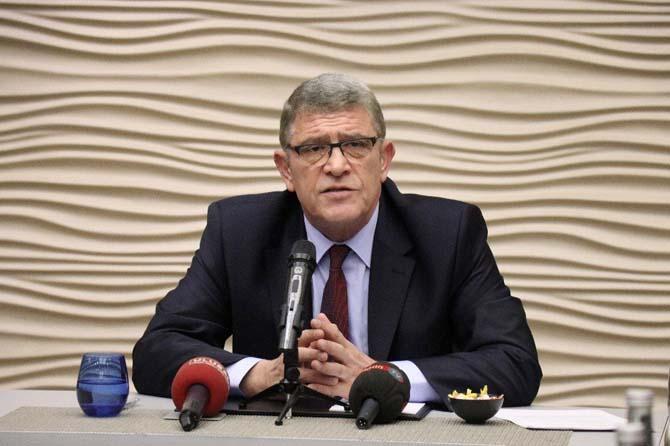 Eski Ülkü Ocakları Başkanı Dervişoğlu referandumla ilgili konuştu