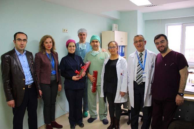 Eskişehir TSG Anadolu Hastanesinde '14 Mart Tıp Bayramı' etkinlikleri