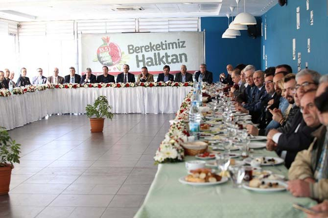 Karşıyaka Belediye Başkanı Akpınar 35,5 ayını özetledi