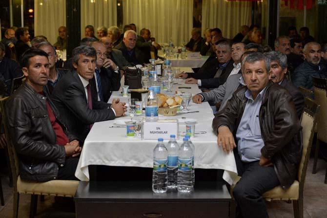 """Başkan Kocamaz: """"Akdeniz meyve sineği yüzünden geçen yıl 20 bin ton ürün zarar gördü"""""""