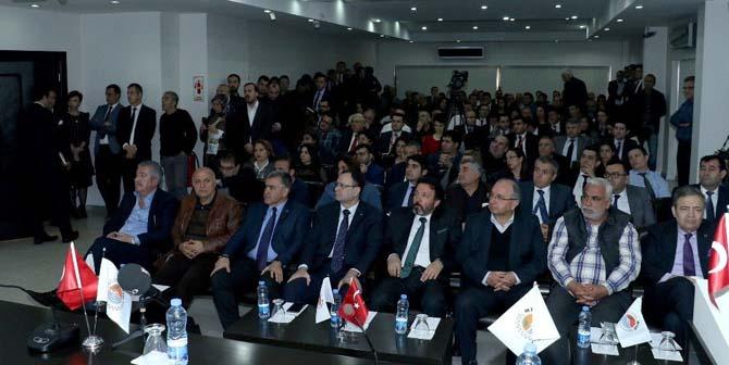 MTSO'da KGF Tanıtım Toplantısı yapıldı