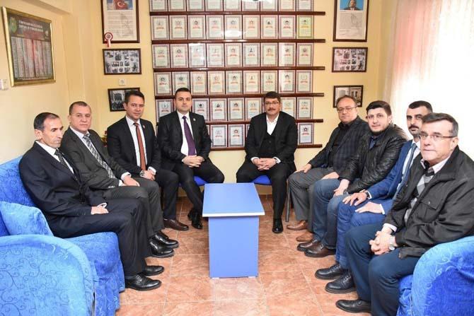 Başkan Çelik Cumhurbaşkanlığı Hükümet sistemini anlattı