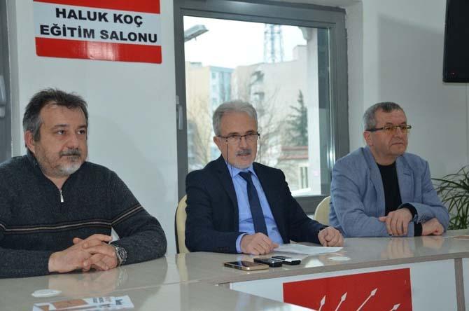 CHP Belediye Meclis üyelerinden iddialara cevap