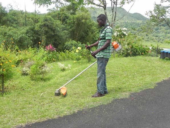 TİKA'dan Karayip ülkesi Grenada'nın turizm altyapısına destek