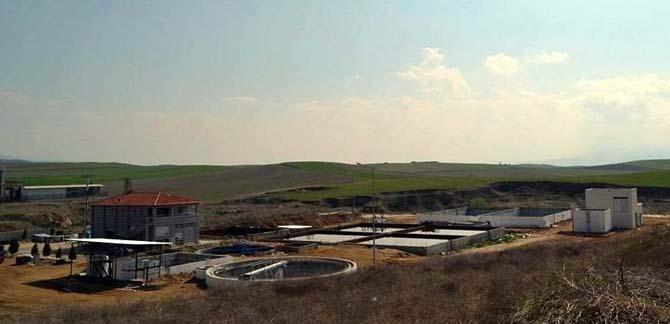 OSB Arıtma Tesisine 'Çevre izni' alındı