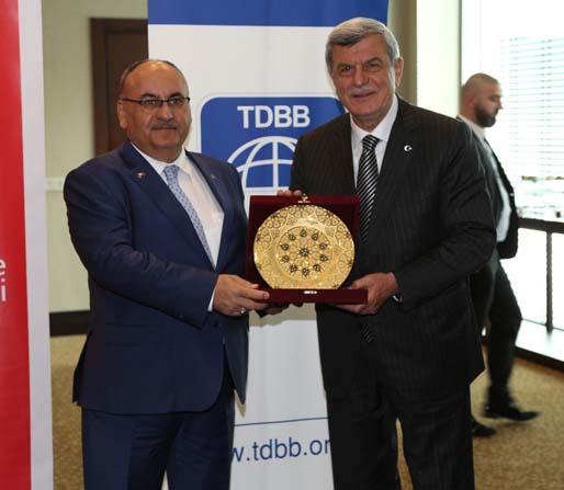 Türk Dünyası Belediyeler Birliği, Kırgızistan'a cami yapacak