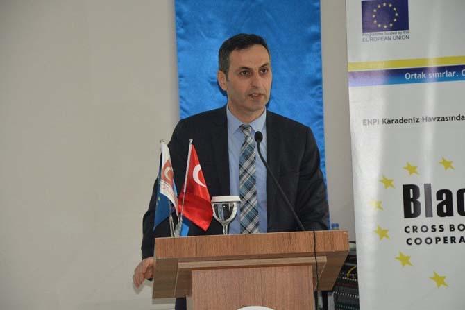 Karadeniz Havzası Programı Proje Hazırlama Çalıştayı