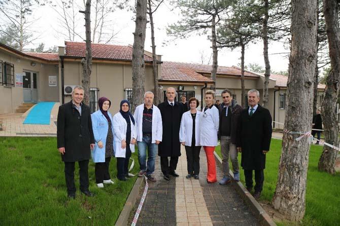 Büyükşehir'den Yıldırım'a sağlık desteği