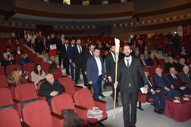 Düzce Üniversitesinde Adige dil günü etkinliği düzenlendi