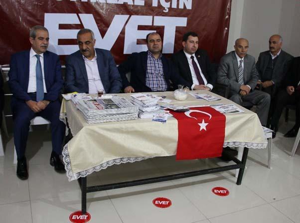 Haliliye Belediye Başkanı Fevzi Demirkol Avrupa ülkelerini eleştirdi
