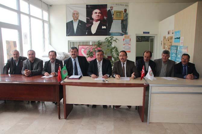 'Tarımsal Nüfus Gençleşiyor' protokolü imzalandı