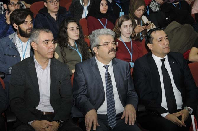 Selçuk'ta Şehit Diplomat Oktar Cirit Diplomasi Günü