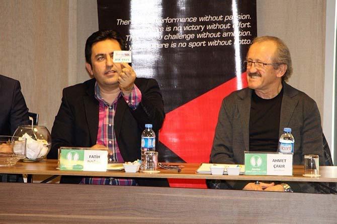 Şirketler Futbol Ligi'nde gruplar belli oldu
