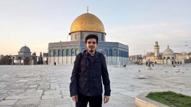 Bilecik'ten Mekke, Medine ve Kudüs programına katılan Yusuf Bulut yurda döndü