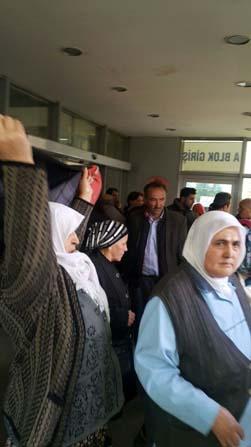 Afyon Devlet Hastanesi'nde yangın paniği