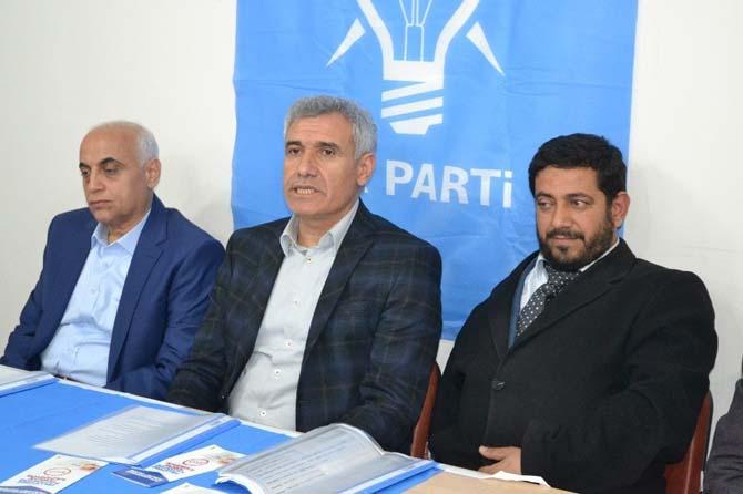 AK Parti İl Başkanı Hakan Kahtalı: